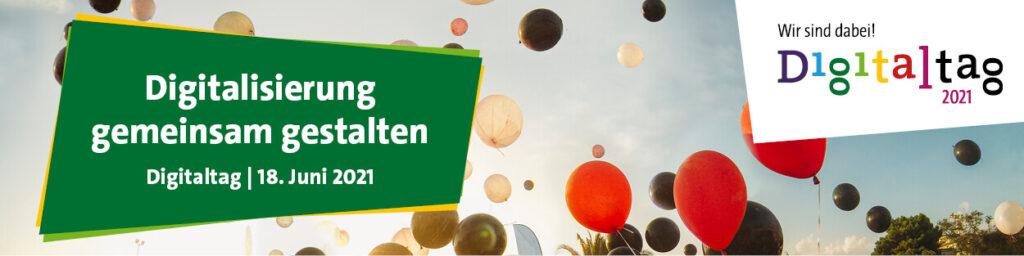 Banner Digitaltag 2021